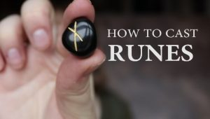 How to Cast Runes